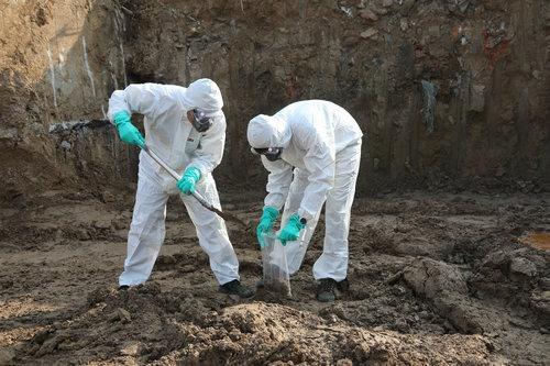 佛山化工厂土壤重金属修复案例