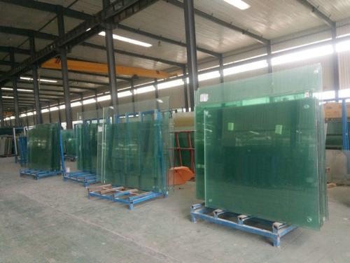 中山市晶晶玻璃有限公司扩建项目环保工程竣工