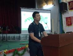 广碧环保走进社区环保及工业垃圾处理政策宣讲会