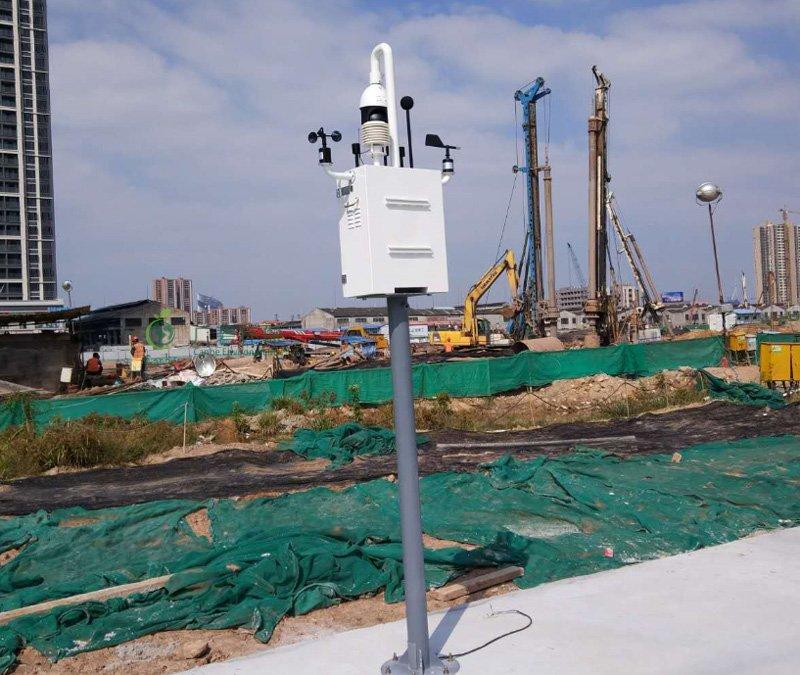 顺德工地环境监控和扬尘在线监测