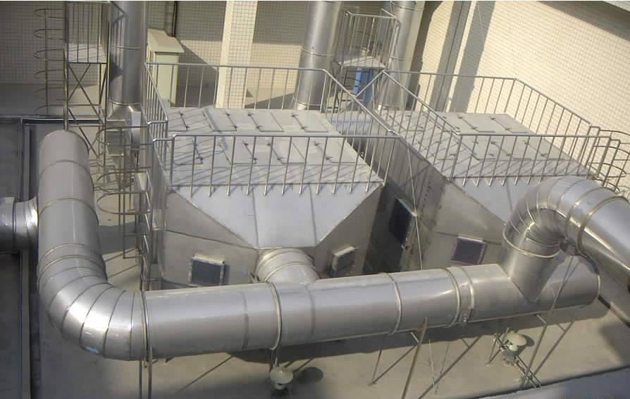 涂料油漆厂废气处理有哪些方法 VOCs废气治理案例分享