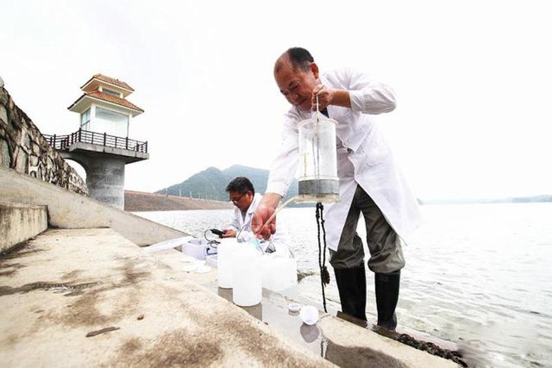 佛山废水排放标准 工业污水排放指标