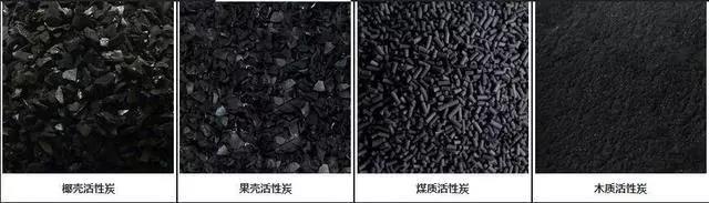 污水处理中活性炭的净水原理和选购要点