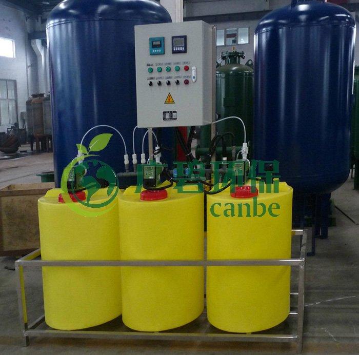 一体化全自动加药装置 水处理加药箱