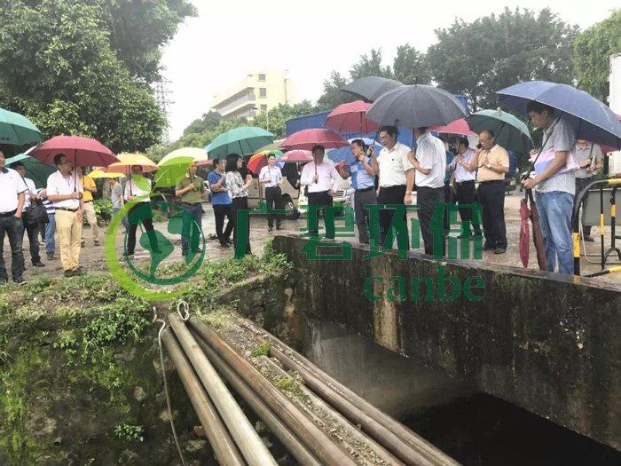 佛山推进水污染防治问题整改,虚假整改将被问责!