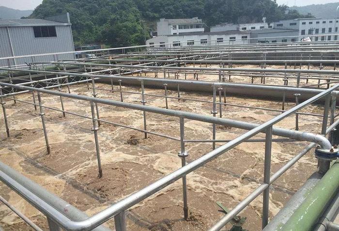 高氨氮污水如何处理 氨氮超标处理方法