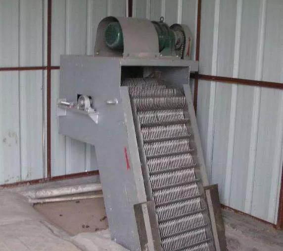 污水格栅设备操作及维修规程