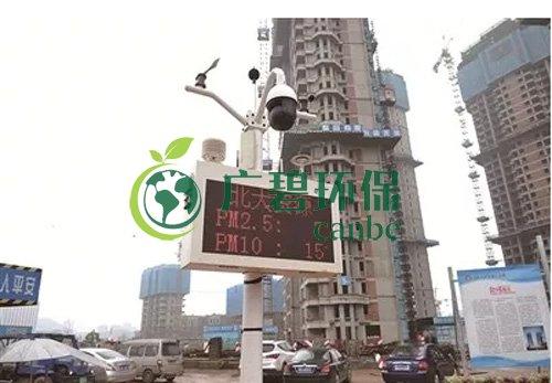 工地扬尘噪声监控系统设备有什么用