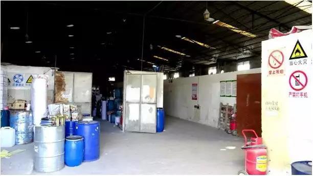 顺德区李漆匠防腐涂料有限企业涉及重大生产安全事故隐患被依法查封