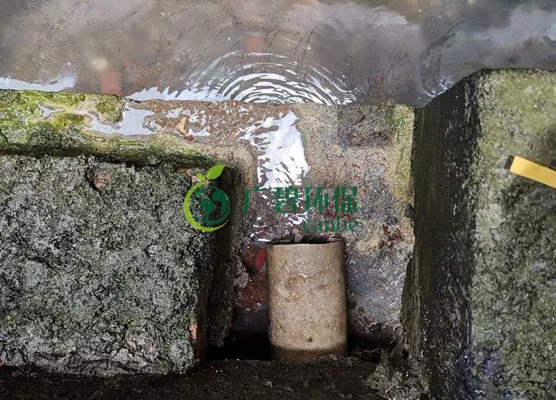 佛山生态环境局南海分局查处环境犯罪企业 超标排放含重金属生产废水