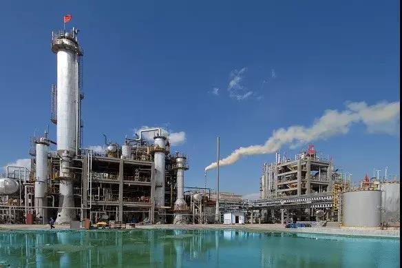 佛山南海煤化工水系统整体解决方案