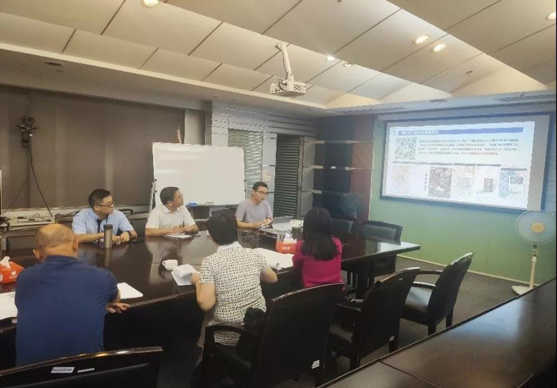顺德生态环境局召开顺德区空气质量综合分析研究项目验收会议