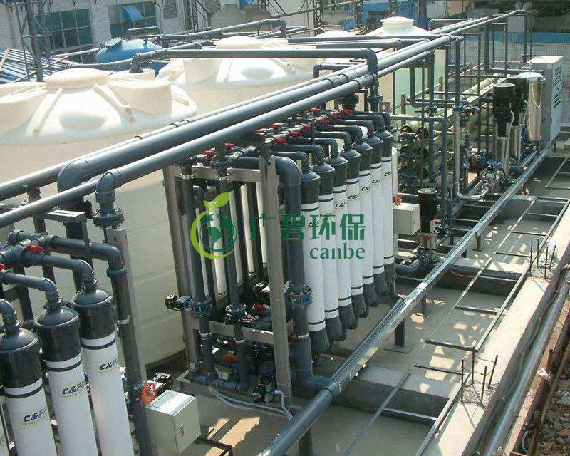 污水处理技术之零排放技术