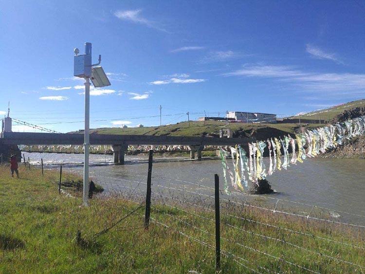 河涌水环境监测系统