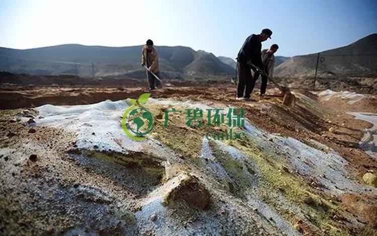 工业污染场地土壤修复