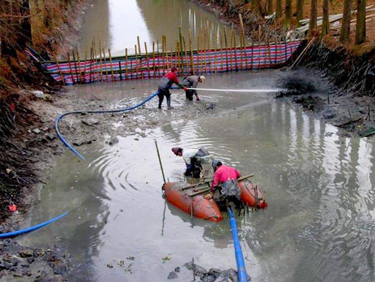 河湖治理工程