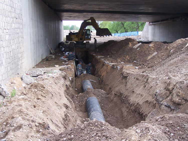 污水管网工程施工