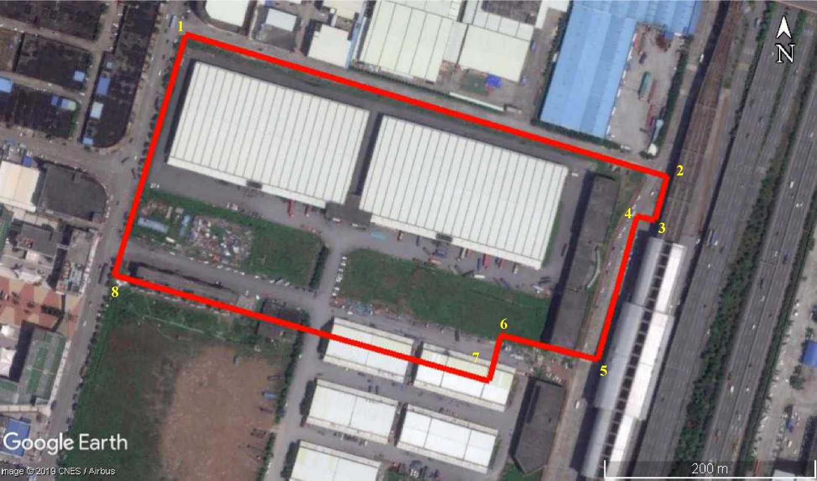 顺德容桂桂洲大道场地环境初步调查报告