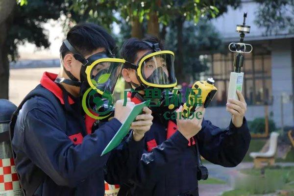 2019年佛山市突发环境事件应急演练及生态环境领域安全生产专项培训