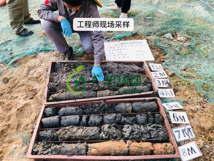 广碧环保华口居委会地块土壤污染状况初步调查项目