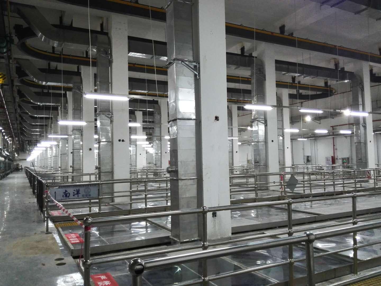 广东省最大的全地埋式污水处理厂在这里