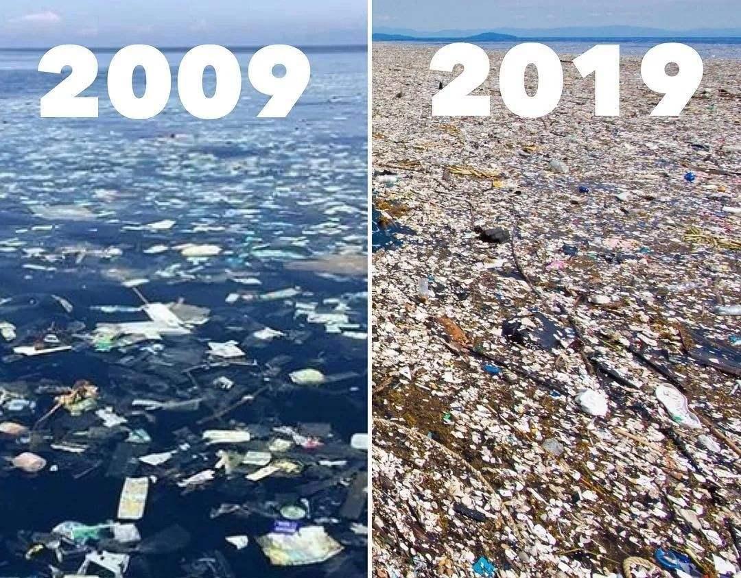 被严重低估的海洋塑料微粒数量