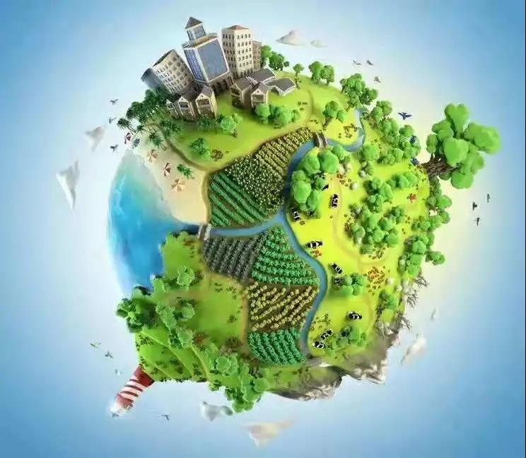 世界地球日|珍爱地球,人与自然和谐共生